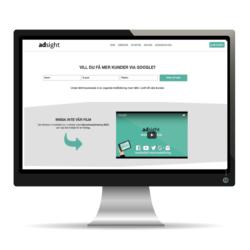 Vår webbsida