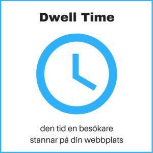 Dwell Time - den tid besökare spenderar på din webbplats