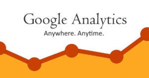 Trafikanalys med Google Analytics