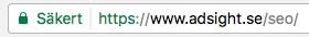 Bra URL struktur