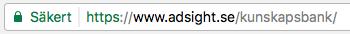 URL struktur