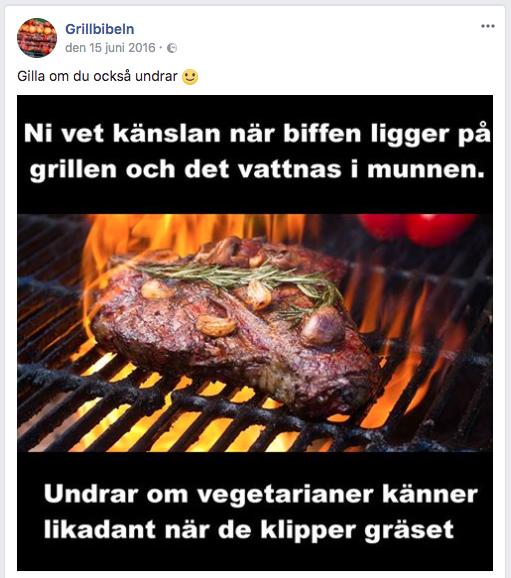 Viral succe på facebook