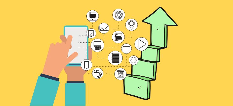 Onlinemarknadsföring som ökar trafiken