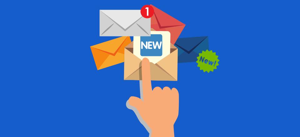 5 tips till snygga nyhetsbrev