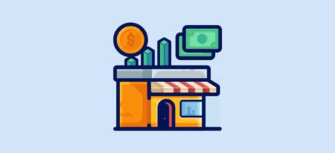 Marknadsföra butik